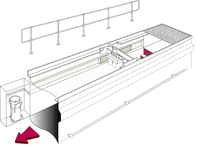 garage pit design